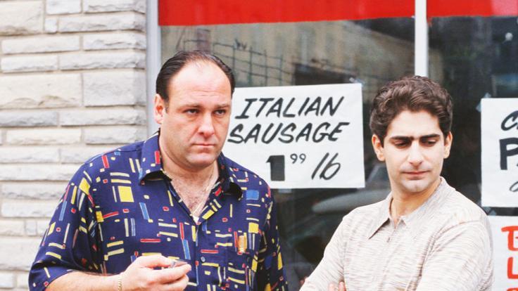 Tony Soprano und Neffe